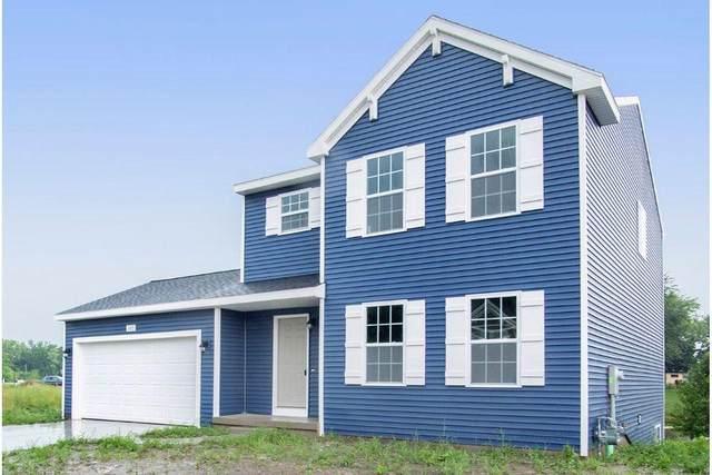 4955 Meadow Brown Drive, Hudsonville, MI 49426 (MLS #21098742) :: CENTURY 21 C. Howard