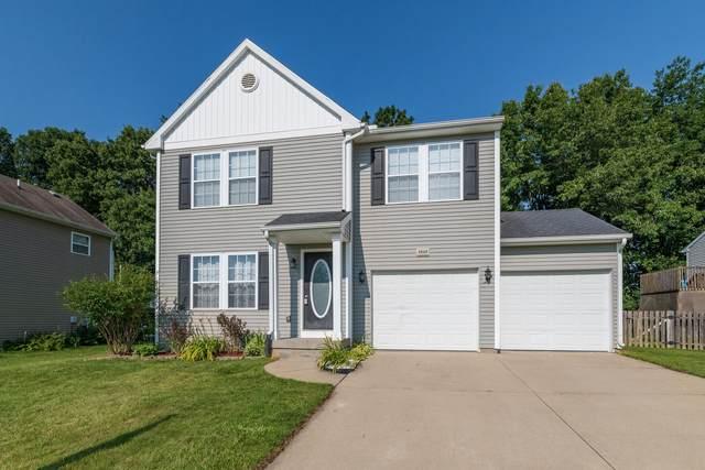 6848 Cypress Bay Drive, Kalamazoo, MI 49009 (MLS #21098745) :: BlueWest Properties