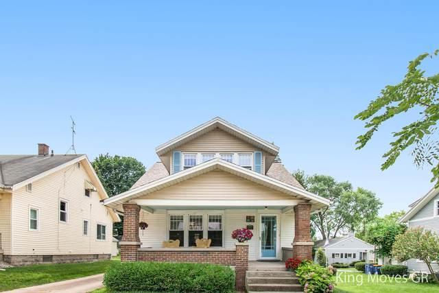 12 Dean Street NW, Grand Rapids, MI 49505 (MLS #21098790) :: BlueWest Properties