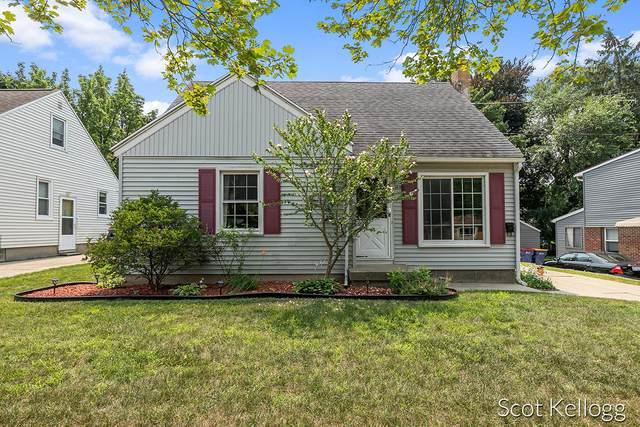 1418 Hazen Street SE, Grand Rapids, MI 49507 (MLS #21098794) :: BlueWest Properties