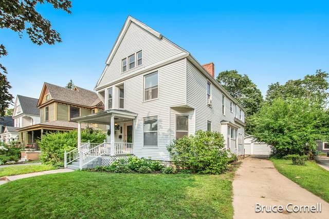 720 Morris Avenue SE, Grand Rapids, MI 49503 (MLS #21098804) :: BlueWest Properties