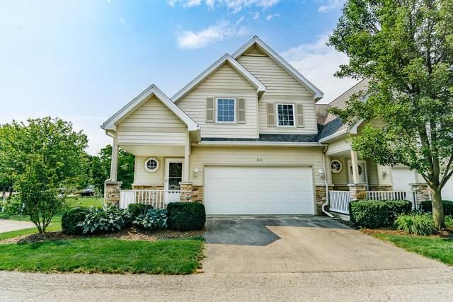 3110 Ledgestone Place NE, Grand Rapids, MI 49525 (MLS #21098816) :: BlueWest Properties