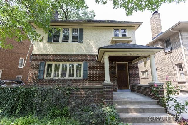 1125 Giddings Avenue SE, Grand Rapids, MI 49506 (MLS #21098868) :: BlueWest Properties