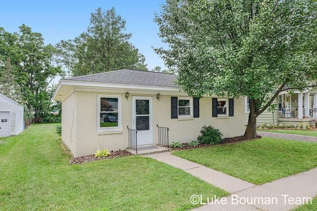 22 Marcus Street SW, Grand Rapids, MI 49548 (MLS #21098873) :: BlueWest Properties