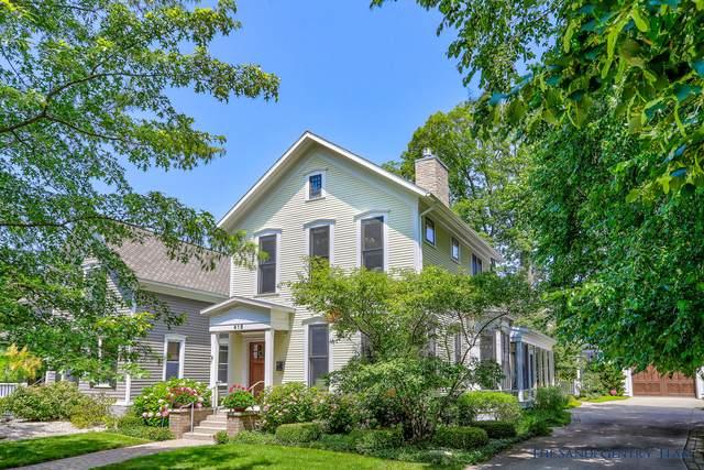 415 Howard Avenue, Grand Haven, MI 49417 (MLS #21098899) :: BlueWest Properties
