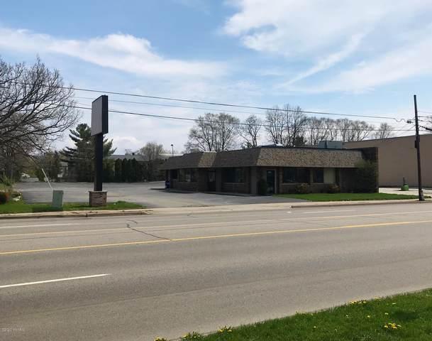 4311 S Westnedge Avenue, Kalamazoo, MI 49008 (MLS #21098971) :: Deb Stevenson Group - Greenridge Realty
