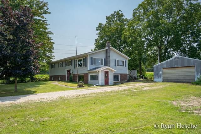 1775 N State Road, Ionia, MI 48846 (MLS #21099280) :: Sold by Stevo Team | @Home Realty