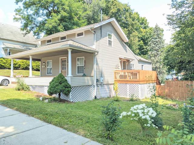 304 Pleasant Street, Hudson, MI 49247 (MLS #21099454) :: CENTURY 21 C. Howard