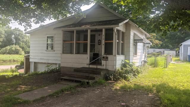 514 Middle Street, Nashville, MI 49073 (MLS #21099945) :: JH Realty Partners