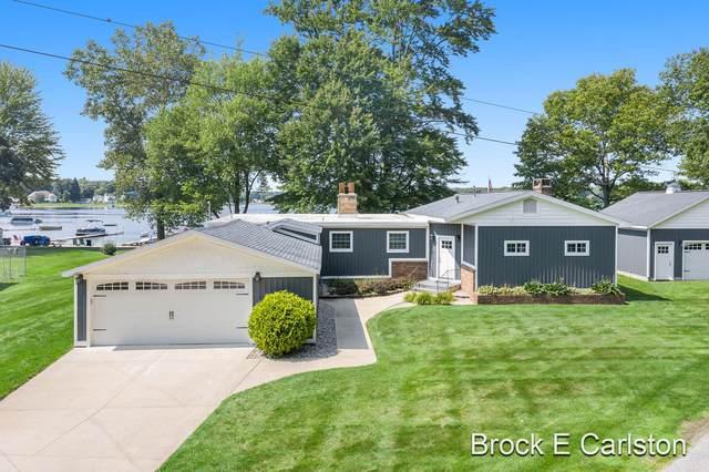 6075 West Street, Twin Lake, MI 49457 (MLS #21100069) :: Deb Stevenson Group - Greenridge Realty