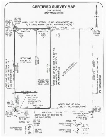 S H Drive, East Leroy, MI 49051 (MLS #21100551) :: Keller Williams Realty | Kalamazoo Market Center