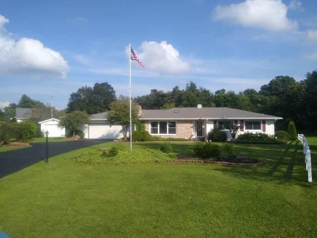 455 Greenbriar Place, Jonesville, MI 49250 (MLS #21100902) :: Sold by Stevo Team   @Home Realty