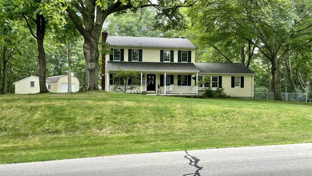 8210 Hagstrom Lane, Cadillac, MI 49601 (MLS #21100975) :: Sold by Stevo Team   @Home Realty