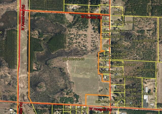 V/L Hoague Road, Free Soil, MI 49411 (MLS #21101084) :: Sold by Stevo Team | @Home Realty