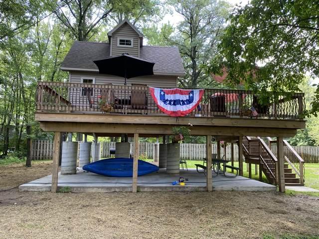 2038 Howard Point Drive, Nashville, MI 49073 (MLS #21101279) :: The Hatfield Group