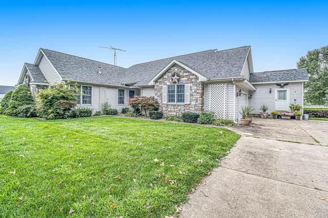 25415 Ironwood Drive, Sturgis, MI 49091 (MLS #21101552) :: Sold by Stevo Team | @Home Realty