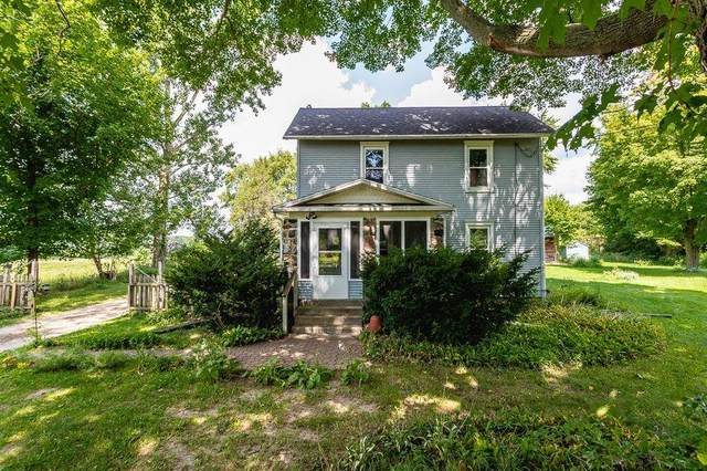 1410 W Fitchburg Road, Leslie, MI 49251 (MLS #21101682) :: JH Realty Partners