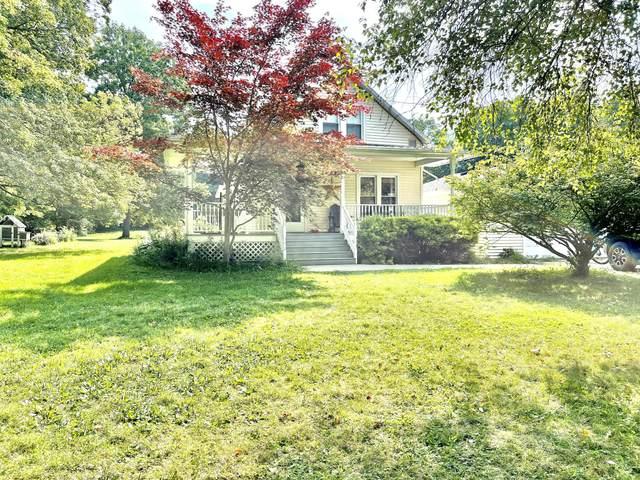 4815 Huntoon Avenue, Watervliet, MI 49098 (MLS #21101904) :: Deb Stevenson Group - Greenridge Realty