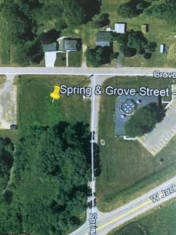 000 Grove Street, Concord, MI 49237 (MLS #21102014) :: JH Realty Partners