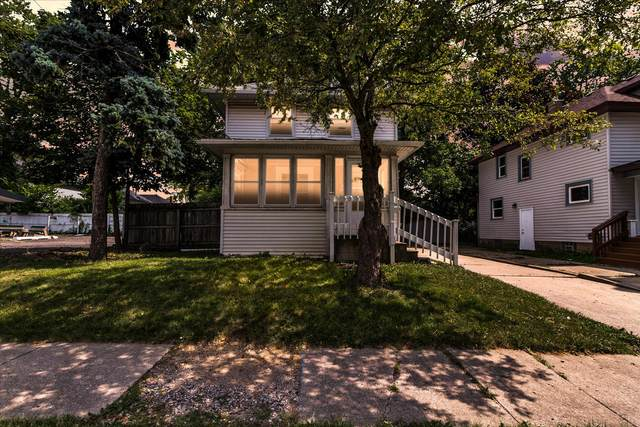 1711 S Martin Luther King Jr Boulevard, Lansing, MI 48910 (MLS #21102016) :: Sold by Stevo Team | @Home Realty