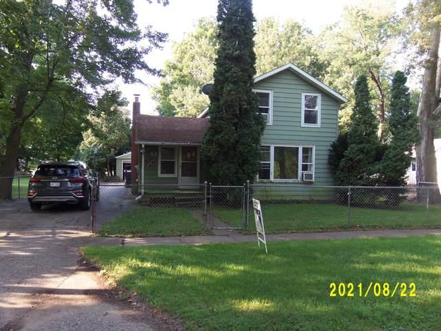 83 Washington Street, Galesburg, MI 49053 (MLS #21102022) :: CENTURY 21 C. Howard