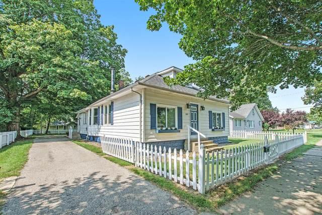 409 N Mechanic Street, Berrien Springs, MI 49103 (MLS #21102032) :: Sold by Stevo Team | @Home Realty