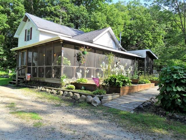39 Thornapple Lake Road, Nashville, MI 49073 (MLS #21102072) :: The Hatfield Group