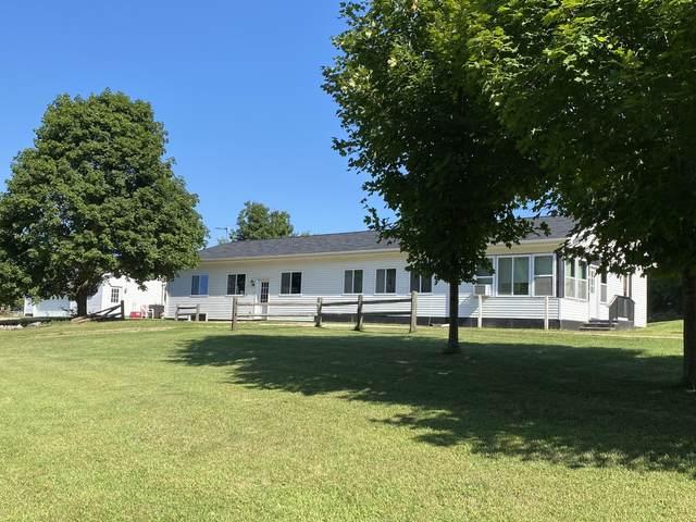 3774 S Lake Wilson Road, Hillsdale, MI 49242 (MLS #21102094) :: Sold by Stevo Team | @Home Realty