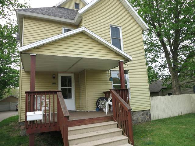 121 W Delaware Street, Decatur, MI 49045 (MLS #21102114) :: Sold by Stevo Team   @Home Realty