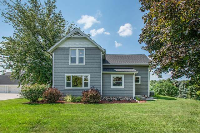 710 S Arent Road, Watervliet, MI 49098 (MLS #21102128) :: Sold by Stevo Team | @Home Realty