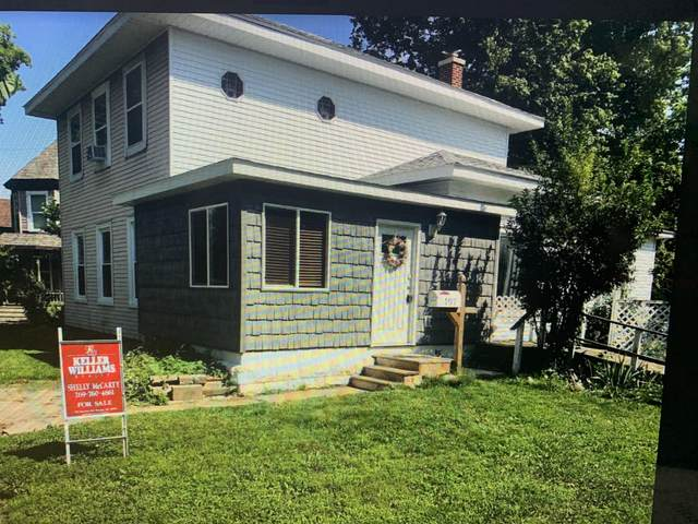 107 N Maple Street, Sturgis, MI 49091 (MLS #21102137) :: CENTURY 21 C. Howard