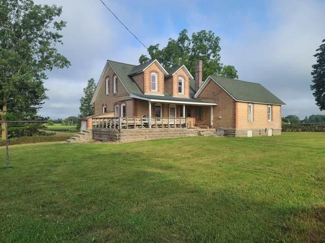 9901 W Buchanan Road, Sumner, MI 48889 (MLS #21102185) :: BlueWest Properties