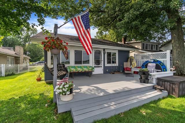 1416 Dunfee Drive, Pleasant Lake, MI 49272 (MLS #21102283) :: CENTURY 21 C. Howard