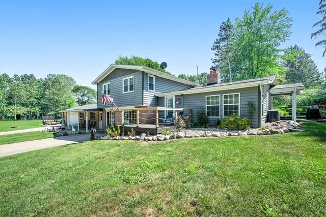 11393 N Horseshoe Drive, Three Rivers, MI 49093 (MLS #21102325) :: Sold by Stevo Team | @Home Realty