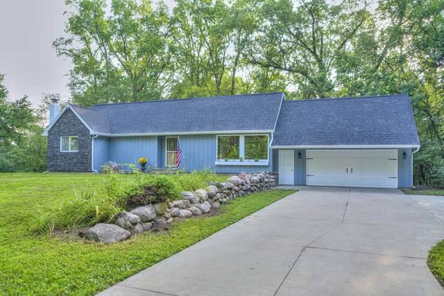 7555 Maple Dale Road, Jackson, MI 49201 (MLS #21102400) :: BlueWest Properties