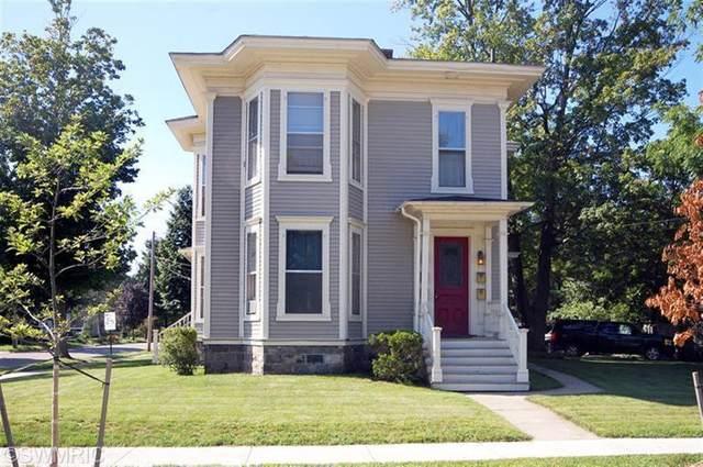 324 E Bridge Street, Plainwell, MI 49080 (MLS #21102660) :: JH Realty Partners