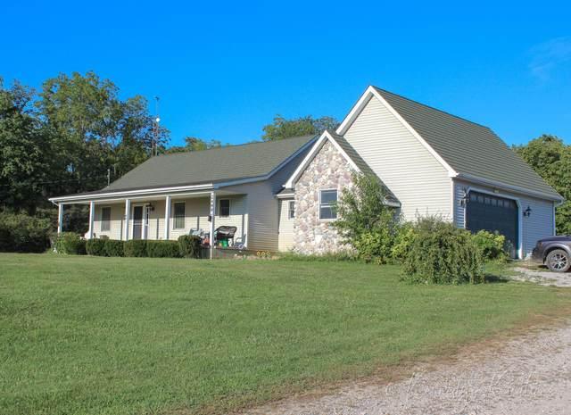 2499 Skinner Highway, Clayton, MI 49235 (MLS #21102771) :: BlueWest Properties