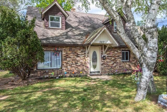327 Charles Street, Otsego, MI 49078 (MLS #21102801) :: Sold by Stevo Team | @Home Realty