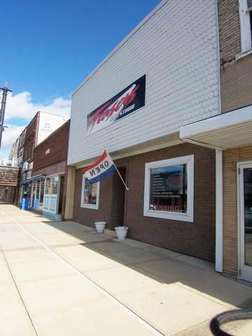 120 N Main Street, Evart, MI 49631 (MLS #21102952) :: The Hatfield Group