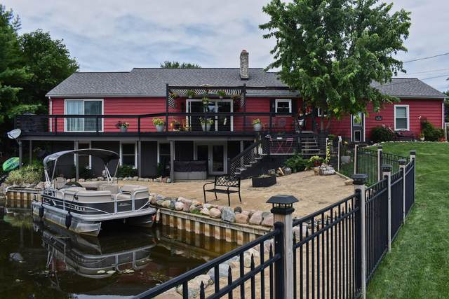 10335 Lafayette Lane, Dimondale, MI 48821 (MLS #21103008) :: BlueWest Properties