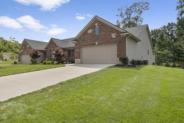 12363 Aleigha Drive NW, Grand Rapids, MI 49534 (MLS #21103018) :: CENTURY 21 C. Howard