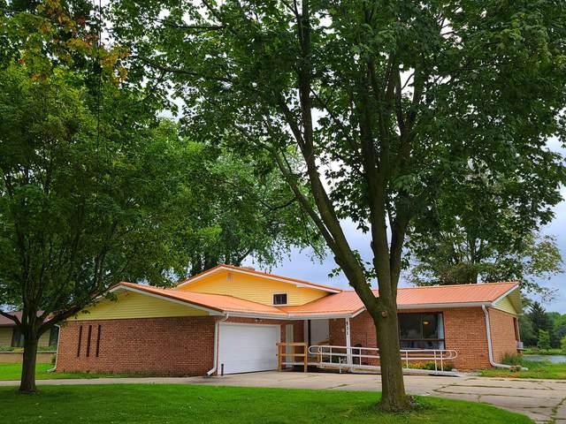 531 Wilcox Parkway, Clare, MI 48617 (MLS #21103029) :: BlueWest Properties