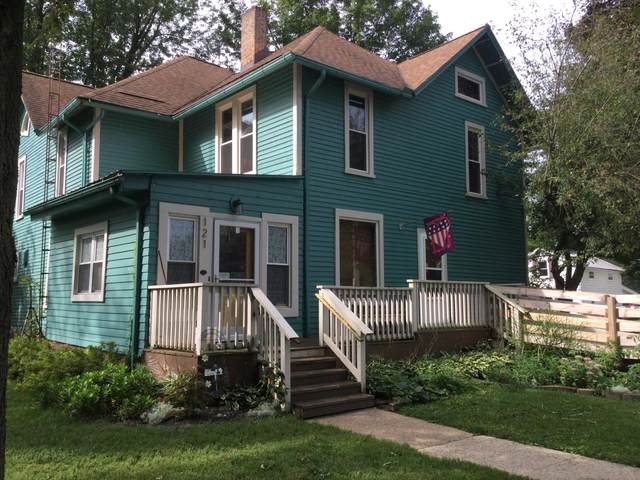 121 W State Street, Reading, MI 49274 (MLS #21103037) :: Sold by Stevo Team | @Home Realty