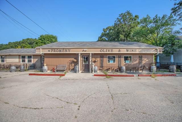 910 W Buffalo Street, New Buffalo, MI 49117 (MLS #21103063) :: CENTURY 21 C. Howard