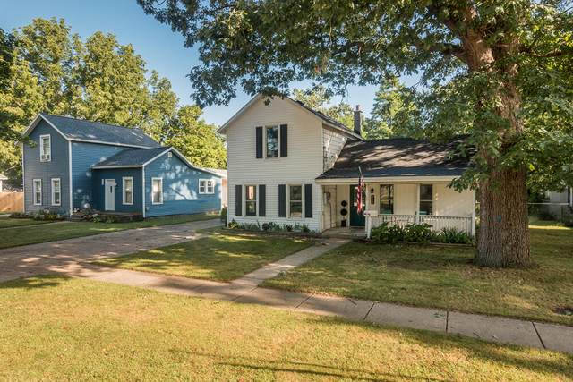 220 W Morrell Street, Otsego, MI 49078 (MLS #21103317) :: Sold by Stevo Team | @Home Realty
