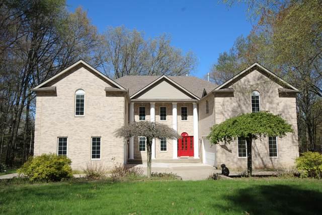 16404 Watersedge Drive, Vicksburg, MI 49097 (MLS #21103324) :: The Hatfield Group