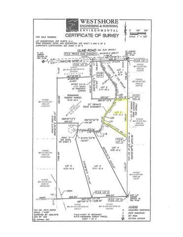 Lot 3 Cloverdale Drive, Fruitport, MI 49415 (MLS #21103419) :: Deb Stevenson Group - Greenridge Realty