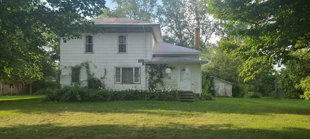 645 E Central Road, Coldwater, MI 49036 (MLS #21103428) :: The Hatfield Group