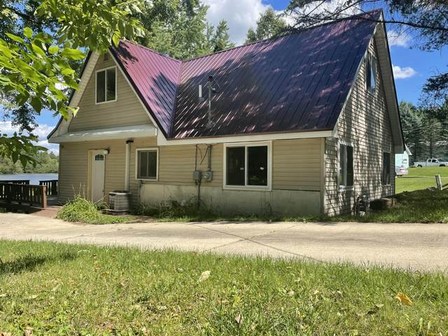 8455 Enid Drive, Evart, MI 49631 (MLS #21103453) :: The Hatfield Group