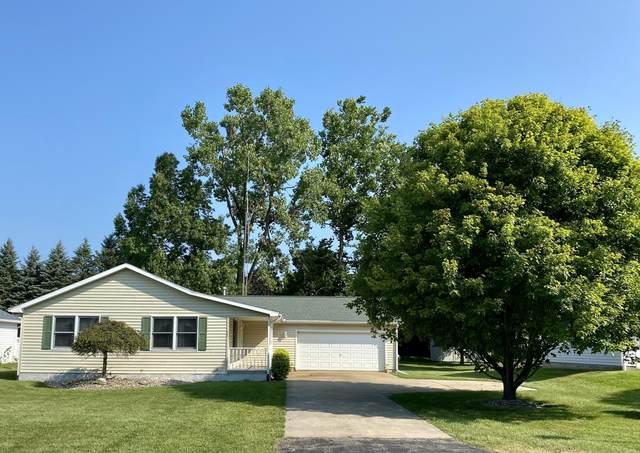 656 Craig St Street, Jonesville, MI 49250 (MLS #21103510) :: Sold by Stevo Team   @Home Realty